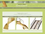fabricant d'escaliers sur mesure - Fabrication et pose d'escalier sur mesure en Charente Maritime,