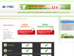 eScan Antivirus ja Internet Security.