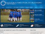 Escola de futebol - CruzeiroMG - Porto Alegre