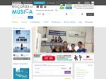 O maior portal de Escolas de Música do Brasil