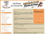 Club d'Escrime de St Denis de l'Hôtel