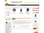 Boutique eacute;soteacute;rique - Boutique bien-ecirc;tre Esoboutic