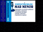 ESPECTÁCULOS MAR MENOR.