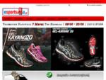 Κατάστημα Αθλητικών Ειδών, Αθλητικά είδη - Esports4u