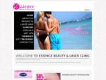 Home - Essence Beauty and Laser Clinic - Skin Care Treatment Facials, Women's Men's Waxing Ser