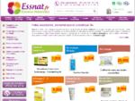 Essnat. fr | Huiles essentielles, aromathérapie et cosmétique Bio