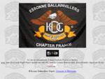 Bienvenue sur le site de Essonne Ballainvilliers Chapter