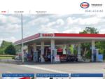 Esso tankstation Tramdijk Spijkenisse