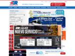 Venta de Boletos de Autobús para viajes entre Puebla y DF - Estrella Roja