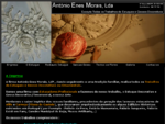 António E. Morais, Lda - Trabalhos de Estuque e Gesso Decorativo e Ornamental