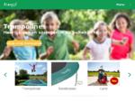 Etan trampoline - kwaliteit, service en landelijk netwerk!