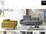 Etap - producent mebli tapicerowanych - sofy, narożniki, komplety, meble nowoczesne, skórzane,