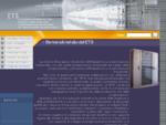 Ets Web site - Impianti Elettrici Industriali - Software PLC - Cablaggi Quadri Elettrici