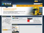 ETVA - Veoautode varuosad