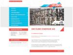 Eubo Energie AG in Lenzburg im Aargau – Dämmung und Isolierung