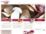Euroarici, ingrosso di frutta, verdura, funghi freschi, secchi e congelati Brescia Lombardia