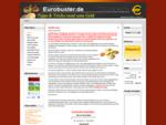 Eurobuster. de - Tipps und Tricks rund ums Geld und Finanzen