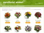 Euroflorist winkel - Nog dezelfde dag geleverd door de lokale bloemist