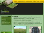 Eurogazon Φυτώριο , Έτοιμος Χλοοτάπητας , Φυσικός Χλοοτάπητας , Γκαζόν , Gazon , Sod