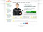 Carglass® automobilių stiklų remontas ir keitimas visoje Lietuvoje - Carglass®