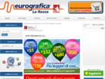 Tipografia Eurografica La Rocca - Stampa in rotativa - Stampa in piano - Editoria - Legatoria - Stam