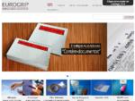 Eurogrip - Produtos de Embalagem - Minigrip Packing List Big-bag Fita Adesiva Sacos Plástico