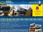 Całodobowa pomoc drogowa, tel. 501323031 - Euro Hol - Kraków