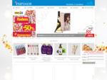 Eurokos - kosmetika, parfumerija, grožio ir higienos prekės.