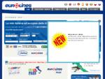 Autolinee Eurolines, Autobus in Europa, prenotazioni e offerte online