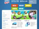Eurom-Denis d. o. o. Subotica | Internet prodavnica igračaka za decu i sezonskih artikala