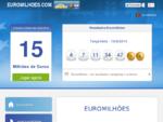 Resultados actuais do EuroMilhàµes oficial e informaà§àµes sobre o maior loto europeu com jackpots a