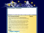 Parking Pyrzowice Euro przy Lotnisku Katowice Pyrzowice