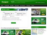 Agences Europcar Bretagne location de voitures et utilitaires en Bretagne