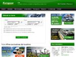 Agences Europcar Est location de voitures et utilitaires dans l'Est