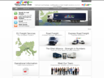 European Road Haulage Companies, European Freight, Refrigerated Freight Transport - EFRET