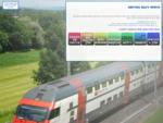 כרטיס לרכבת באירופה