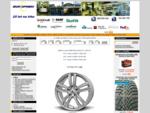 Parametrické vyhledávání   Europneu - pneuservis leasingových společností Arval, ALD, Leaseplan,