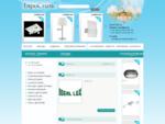 Оптовая торговля светильниками - ЕвроСтиль. Люстры, бра, торшеры, потолочные светильники, для в