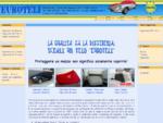 Euroteli. it - Teli su misura per auto, camper, caravan, moto.