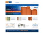 Soluções em telhas de cerâmica e telhas de concreto | Eurotop