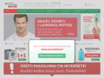 Eurovaistinė - 40 TOP pasiūlymams Kosmetika, Vaikų prekės, Maisto papildai