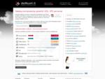 VDS, VPS serveriai, virtualių dedikuotų serverių nuoma - Serveriai profesionalams - Dedikuoti. lt