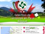 Camping Pays Basque - EUSKALCAMP - ONGI ETORRI - Sélection de campings en Pays Basque