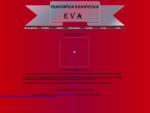 Firany zasłony EVA
