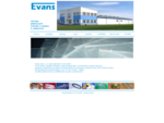 . EVANS s. r. o.. Výroba plastových vreciek a obalov s uzáverom