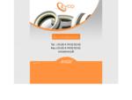 Accueil - EVCO SA Fabrication conception de joints hydrauliques et de systèmes d'étanchéité.