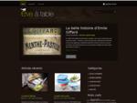 Eve à table - Styliste culinaire - Recettes - Cuisine