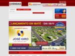 Evendas Imobiliária Inteligente - Loteamentos, Compra e Venda de Imóveis