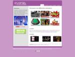 Evenia Animation Evénementielle Animation DJ, Animation à thème, Animation artistique