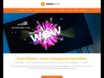 Event Planet - Event Management, Event Planning, Conference Trade Show OrganisersEvent Planet
